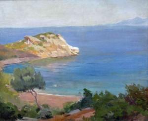 Бургас и морето