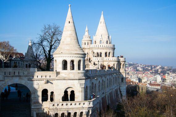 Градът, в който се влюбих – Будапеща